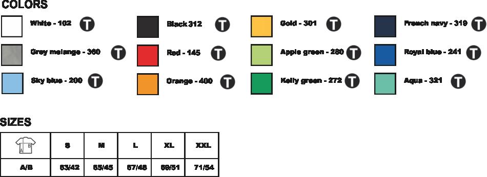 Moneyfest Εμπορική Διαχείριση – Χρώμα – Μέγεθος